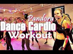 Dance Aerobic Workout - 1 Hour Home Cardio Dance To Lose Weight And Bell...