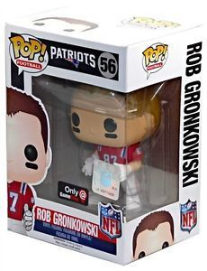 Funko Pop NFL Rob Gronkowski (Throwback)