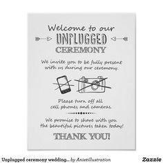 Gartner studios formal gold foil swirl invitation products unplugged ceremony wedding poster ceremony sign stopboris Image collections