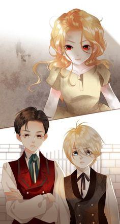 Sad Anime Girl, Anime Art Girl, Anime Guys, Best Romance Manga, Romantic Manga, Anime Couples Drawings, Cute Anime Couples, Anime Angel, Anime Demon