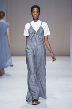 Amanda Laird Cherry   Spring Summer 2018    Look 15   Photo by Eunice Driver for South African Fashion Week South African Fashion, African Fashion Designers, Spring Summer 2018, Amanda, Fall Winter, My Style, Cherry, Dresses, African Style