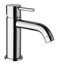 BOSSINI-CRISTINA - Monomando lavabo mini cromo sin desagüe.