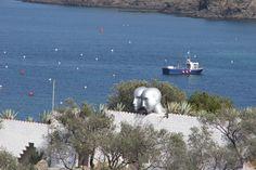 Portlligat - museaum Casa Salvador Dali - fantastic view
