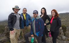 """My Kilimanjaro crew! """