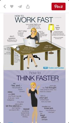 How to Think Faster Personal Development Skills, Leadership Development, Professional Development, Self Development, Amélioration Continue, Mental And Emotional Health, Self Care Activities, Self Improvement Tips, Business Motivation