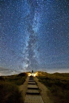 There is a place in Ireland where every two years on June 10-18 the stars line this would be perfect for my birthday....