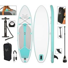 surfsup: Tip Make a packing list. You don't want to miss imperative items such as a first aid kit or your sleeping bag. Refer to your float plan to assess how long you will be gone, and plan your list accordingly. Sup Stand Up Paddle, Blow Up Paddle Board, Kayak Seats, Inflatable Sup, Best Inflatable Paddle Board, Sup Boards, Front Deck, Paddle Boarding, Pumps