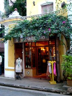 The famous French colony of 18th century, Pondicherry's charms are famous far and wide is becoming one of the fastest growing markets for eco-friendly and natural products. Cute little cottage industry shops, Auroville .. almost a slice out of heaven.@Its Uber Chic