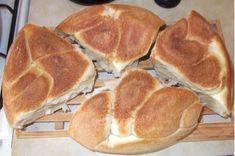 Hévekknédli bableveshez Kaja, Baked Goods, Wok, Bakery, Recipies, Muffins, Bread, Food And Drink, Cookies