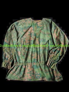 Operation Barbarossa, Palm pattern camo Waffen-SS Smock