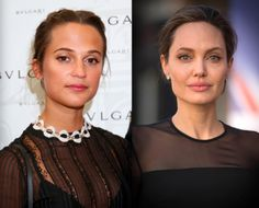 Angelina Jolie Angry About Alicia Vikander 'Tomb Raider' Reboot? (Getty Images) Angelina Jolie is NOT angry about Alicia Vikander taking over her Lara Croft role in a Tomb Raider reboot, despite a …