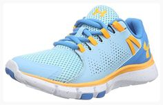 Under Armour Micro G Limitless Women's Running Shoes - SS16 - 10.5 - Blue (*Partner Link)