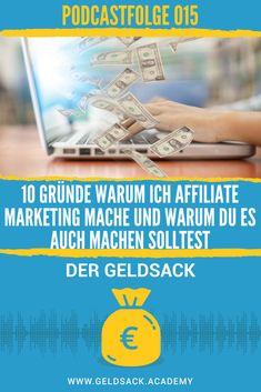 Affiliate Marketing, Internet Money, Tips For Saving Money, Make Money On Internet, Benefits Of, Blogging, Tips And Tricks, Education