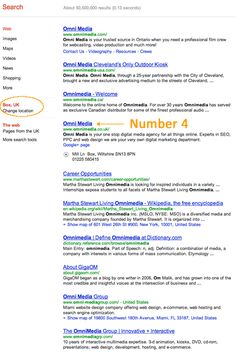 Local Listings in Google