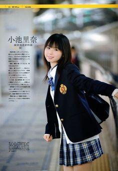 "sugoidesu: "" k-r-r:りな All Rina Koike 小池 里奈 """