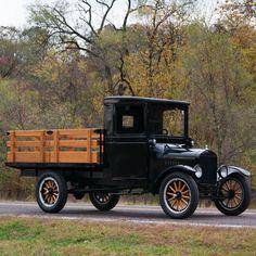 1925 Ford Model TT Stake Bed