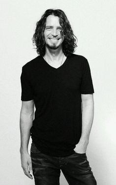 Chris Cornell...RIP. One month in Heaven today.