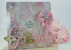 Faber Castell -JustRite Papercraft Mixed Media Blog Hop Day One