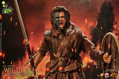 Product Announcement Kaustic Plastik - William - Scottish Highlander - 1300 AD - OSW: One Sixth Warrior Forum