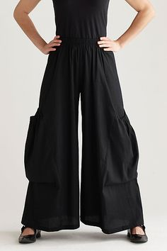 """""""Big Pocket Pant""""  Cotton Pant  Created by Planet Clothing"""