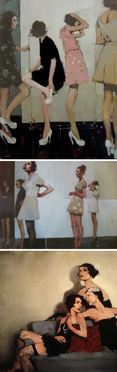 ART THAT'S INSPIRING | michael carson, painter