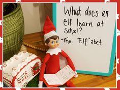 Elf on the shelf ideas. Elf Antics Elf on the shelf ideas. Cheeky elf on the shelf ideas. Good elf on the shelf. Bad elf on the shelf. Naughty elf on the. Christmas Countdown, Christmas Elf, Christmas Ideas, Christmas Activities, Christmas Traditions, Awesome Elf On The Shelf Ideas, Elf Ideas Easy, Bad Elf, Elf On The Self