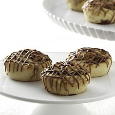 Mini Chocolate Cinnamon Buns