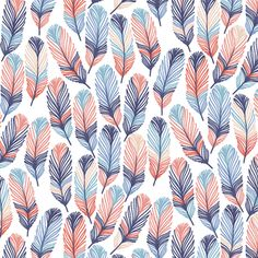 Hawthorne Threads - Feathers - Feathers in Calliope