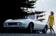 Fiat Dino Spider 1966