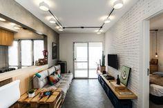 planta apartamento pequeno - Pesquisa Google