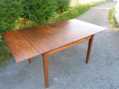 Teak Dining Tablelouis Van Teeffelen For Wébé 1950S  Tables Glamorous Teak Dining Room Furniture Inspiration Design