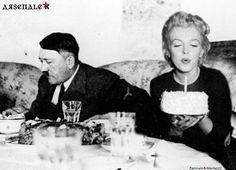 Festa compleanno di Hitler a Varese. Si mangia, si beve e verso mezzanotte si invade Saronno.