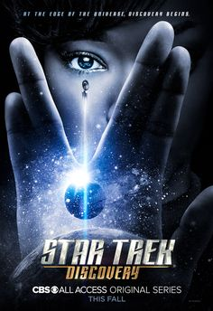 Star Trek: Discovery- eye in the pyramid.  Star Trek has a long association with New World Orderlies and has utilized a number of mind control slaves as actresses.  Sad to say, but Star Trek is just another avenue for the NWO agenda.