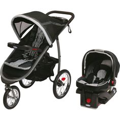 Baby Trend Expedition Jogger Travel System - Walmart.com