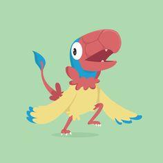 Archen pokemon