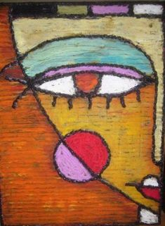 Kunst Der Aborigines, Inspiration Artistique, Abstract Face Art, Art Therapy Projects, Picasso Paintings, Art Africain, Aboriginal Art, American Art, Paper Art