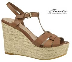 Sante Platformes Spring/Summer 2014 Collection. Discover it on: www.santeshoes.gr