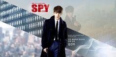 'Spy' | Kim Jaejoong as Kim Seonwoo