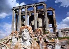 Aizanoi Archaic City, Kütahya