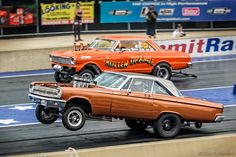 A meeting place for ALL things drag racing! Top Fuel Dragster, Nhra Drag Racing, Drag Bike, Dodge Coronet, Old Race Cars, Rouen, Funny Cars, Vintage Race Car, Drag Cars