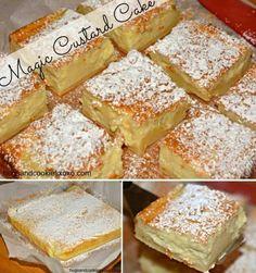 How to DIY Magic Custard Cake | www.FabArtDIY.com