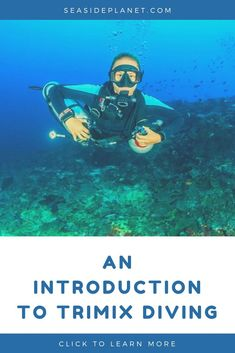 Trimix diving is not for everyone. But if you've wanted to explore a deep water coral reef, or check out a deep wreck, it can provide you with an extra. Scuba Diving Equipment, Scuba Diving Gear, Diving Suit, Cave Diving, Scuba Diving Certification, Technical Diving, Navy Aircraft Carrier, Deep Diving, Diving Course