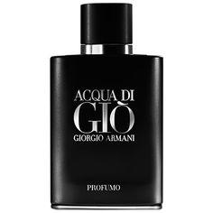 Giorgio Armani Perfume Masculino Acqua Di Gio Profumo EDP - Beleza na Web