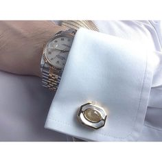 Elite & Luck Cufflinks Lookbook photo on Instagram @eliteandluck