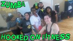 This is how we #Zumba! We don't have to brag about how much fun we have our smiles tell the story. We don't have to brag about being the best we have the awards to prove it. To see what the buzz is all about come on up to the #HookedOnFitness Studio and check us out! For more information and the full class schedule please visit http://ift.tt/1Ld5awW  #PhillyPersonalTrainer  #GroupFitness  #FitFam  #BestInPhilly  #BestInPhillyJustGotBetter Another shot from #HookedOnFitness
