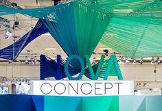 String Installation, Flora And Fauna, Land Art, Nova, Concept, Urban, Design