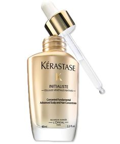 The Best Detox Products to Nurse Damaged Hair Back to Health - Kerastase Advanced Scalp and Hair Concentrate from #InStyle