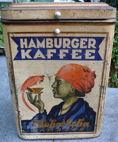 Hamburger Coffee