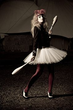 Fashion Circus - new one by Paolo Neoz, via Flickr