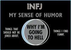 may be INFJ, but totally suits the ENFP in me.